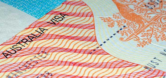 Solicita el visado para trabajar en Australia