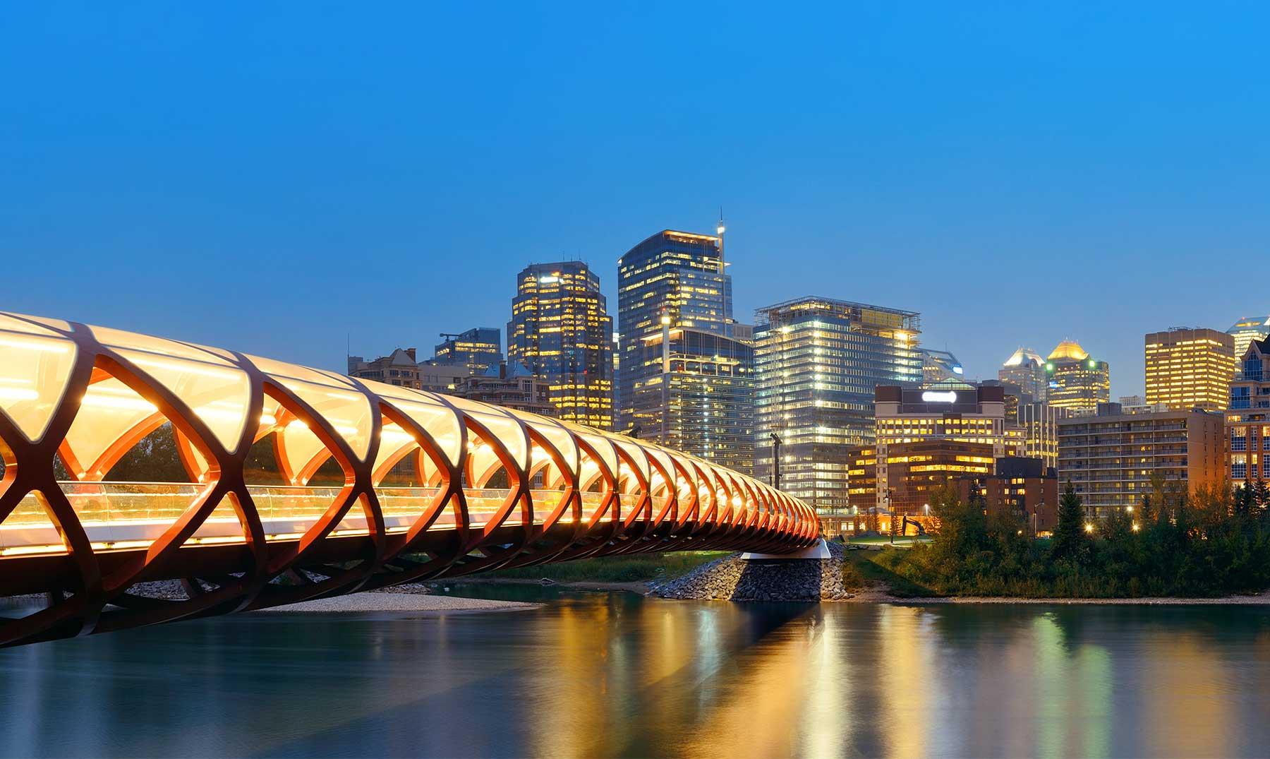 Las mejores ciudades para vivir en Canada