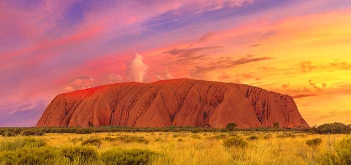 paisaje de australia