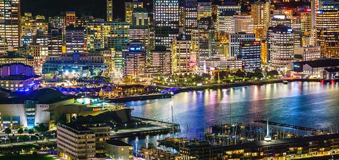 ciudades de nueva zelanda