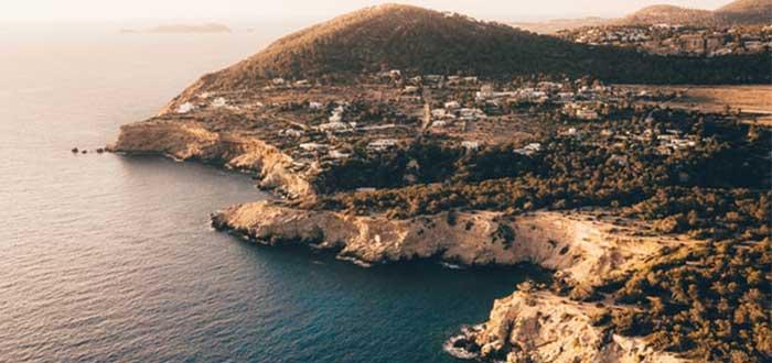 Costa de Islas Baleares- clima de españa