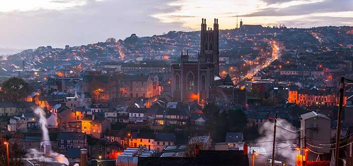 Vista de Cork