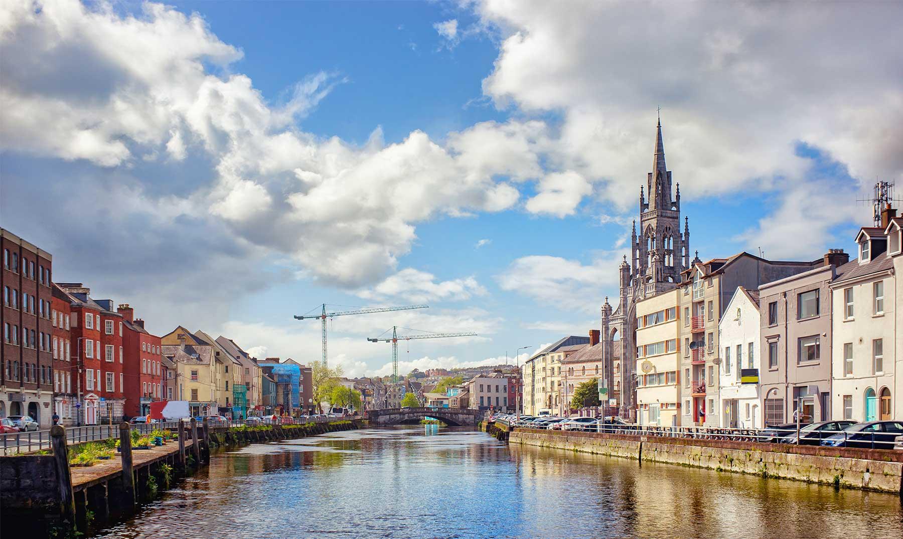 Canal en Cork