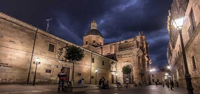 Clima de España-Catedral de Salamanca