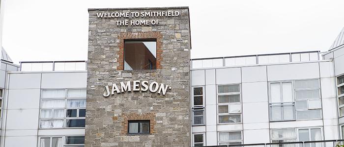 Destilería Jameson
