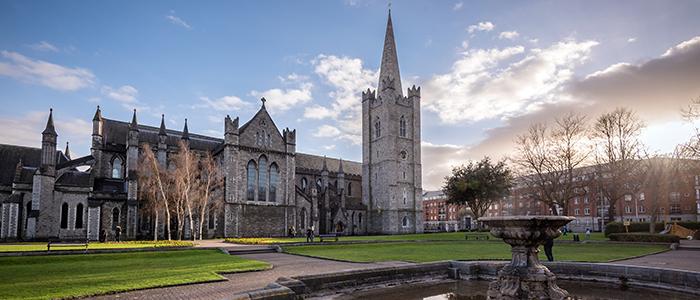 Catedral San Patricio en Dublín