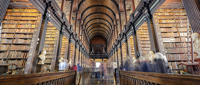 Librería del Trinity College