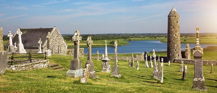 Abadia de Clonmacnoise
