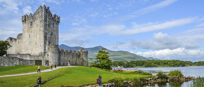 Parque Nacional Killarney en Irlanda