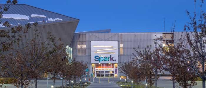 Telus Spark, Calgary, Canadá.