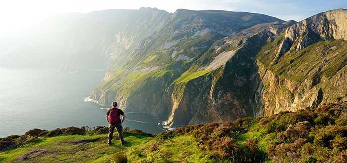 los paisajes irlandeses son de otro mundo