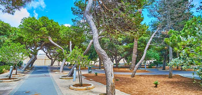 Howard Gardens, Mdina