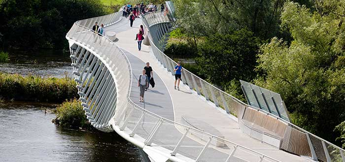 Puente de Universidad de Limerick