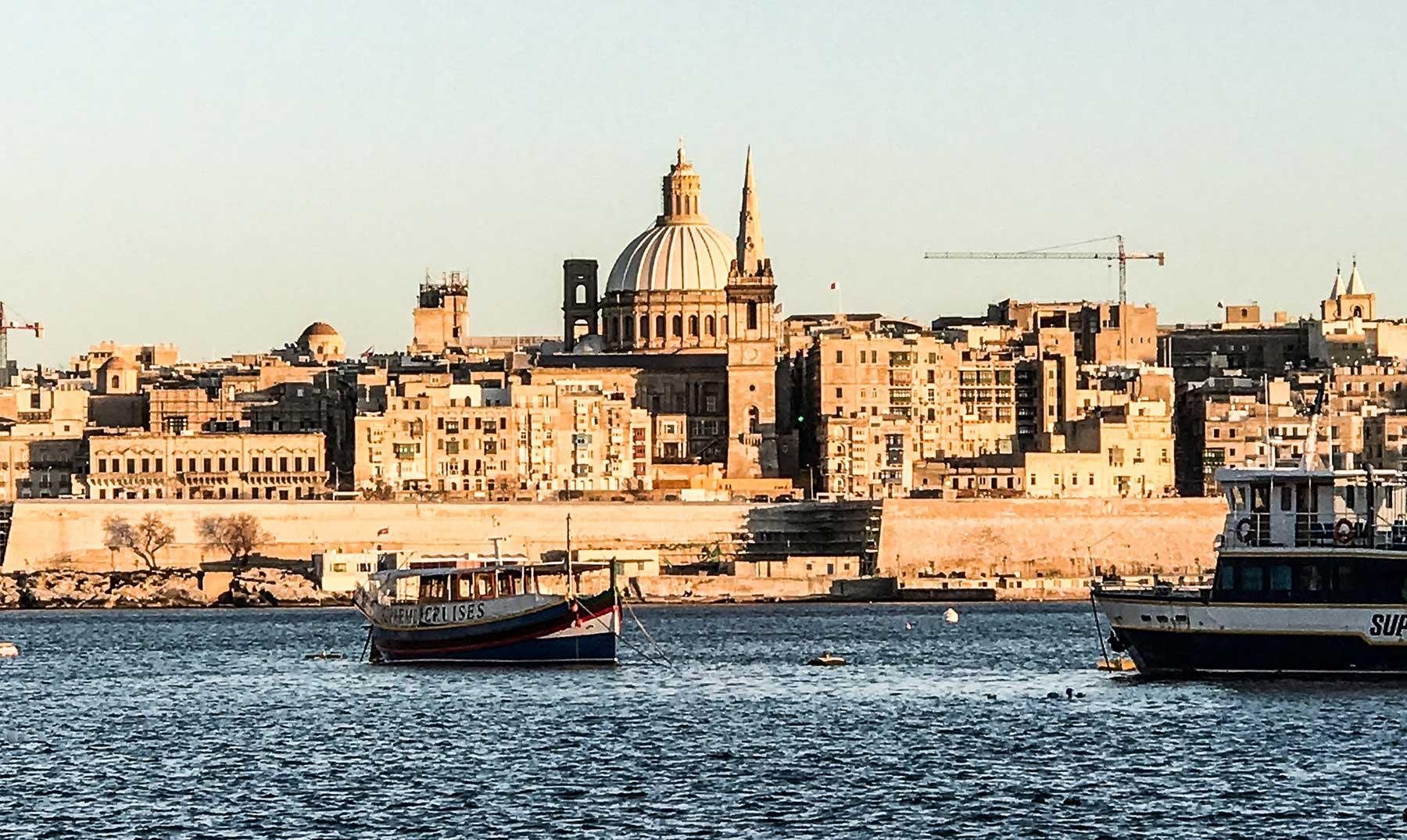Ciudades de Malta