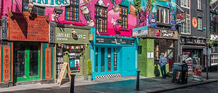 Las mejores ciudades de Irlanda para trabajar