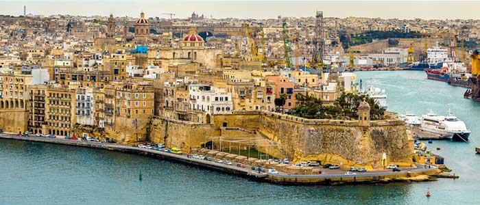 Las Tres Ciudades: Cospicua, Senglea y Vittoriosa