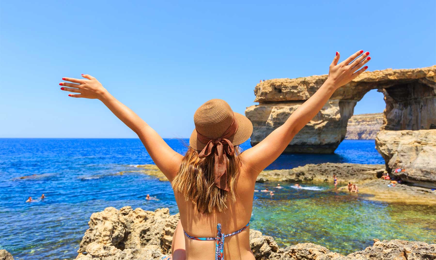 Estudiar inglés en Malta.