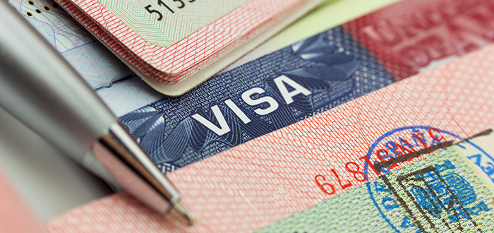 matriculate y saca tu visa