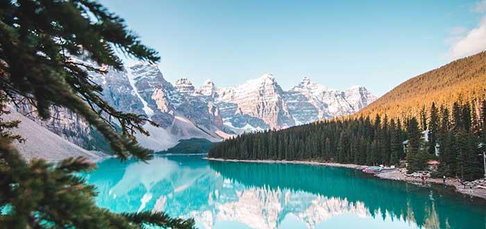 Los paisajes de Canadá te robarán el aliento