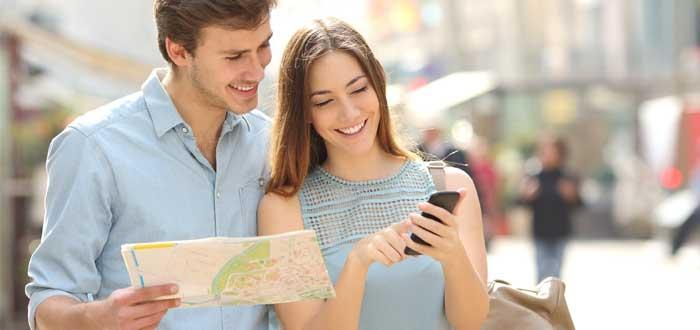 Apps para viajar.