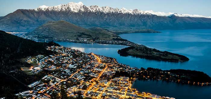 Queenstown, Nueva Zelanda