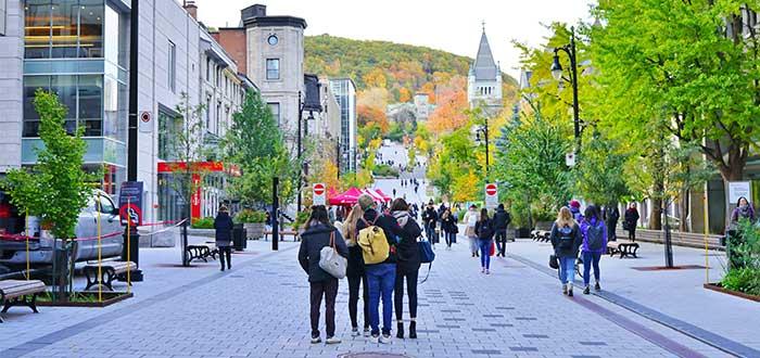 Estudiar y vivir en Montreal