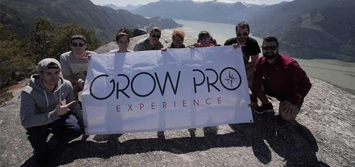 Equipo de Growpro Experience