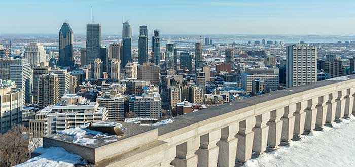 Vivir en Montreal mount royal