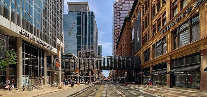 Dónde vivir en Toronto