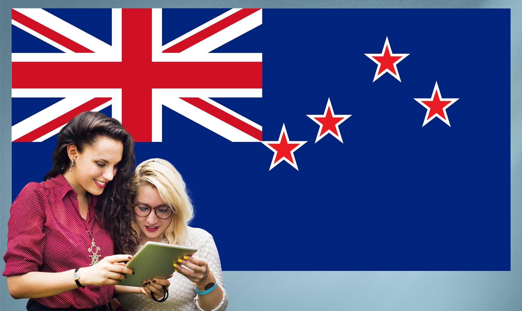 Aprender inglés en Nueva Zelanda
