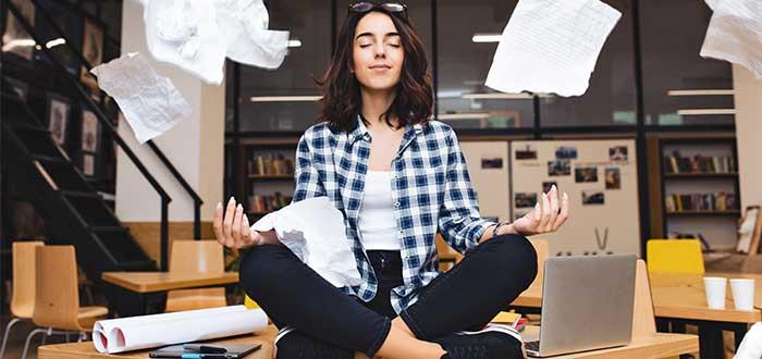 Meditar para empezar a estudiar