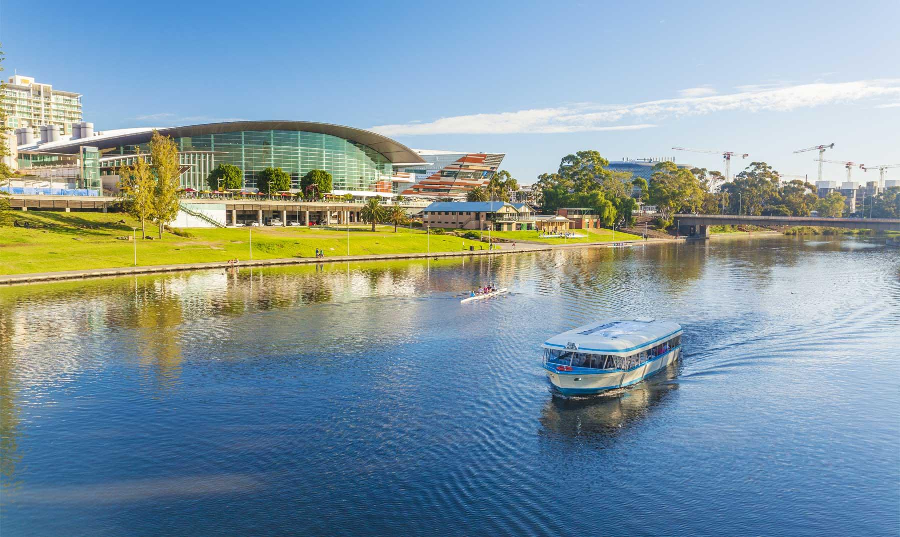 Vivir en Adelaide, Australia.