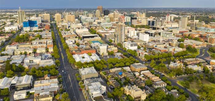 Alojamiento en Adelaide