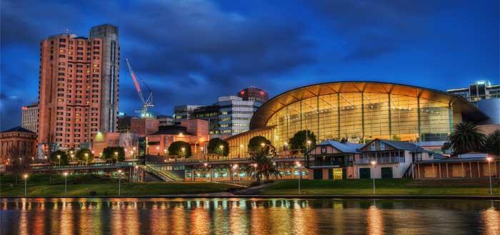 Estudiar y trabajar en Australia.