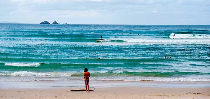 Dónde vivir en Byron Bay