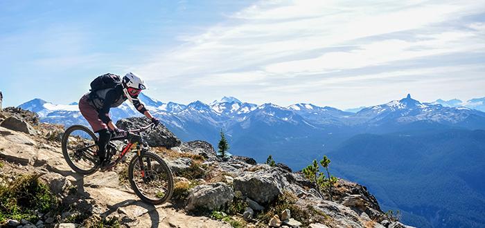 Ciclismo en Canadá