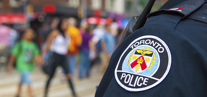 Policía de Toronto