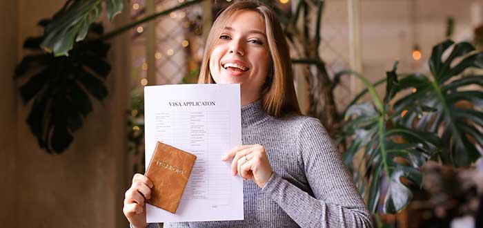 Consigue la visa adecuada en el proceso de escoger qué programa tomar fuera de tu país