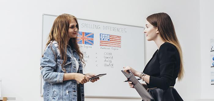 escoger una buena escuela de inglés en el extranjero