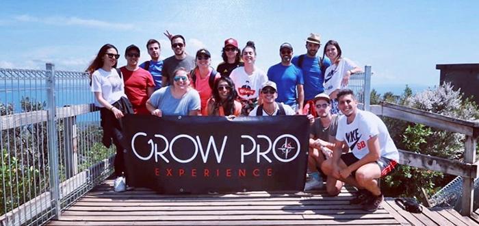 aprender inglés en el extranjero con GrowPro Experience