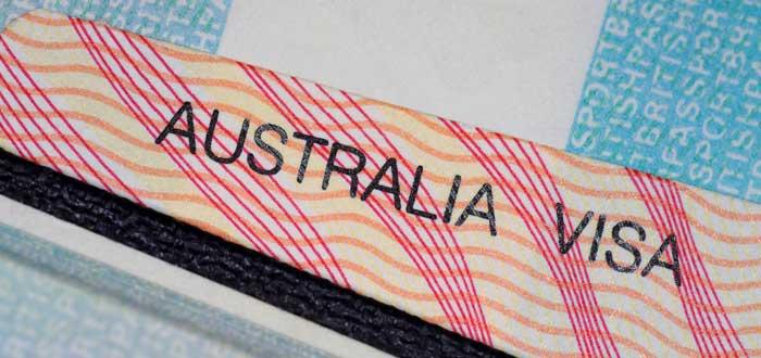 Visas para tomar cursos en Australia y trabajar