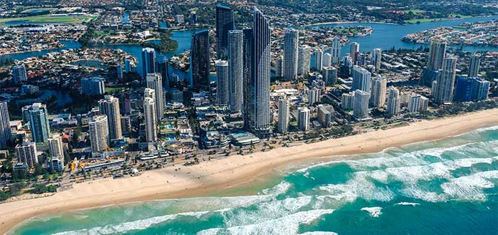 climas en australia