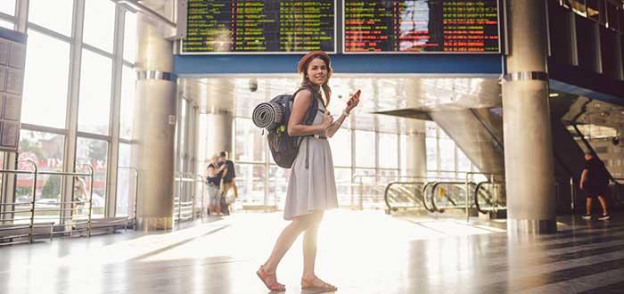 Los mejores destinos si se viaja en avión por primera vez