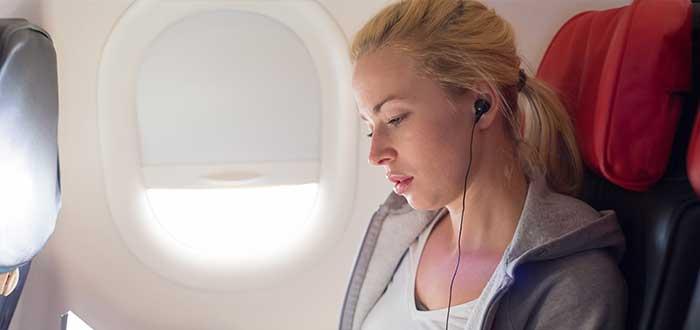 Lleva tu propio entretenimiento para tu primer vuelo