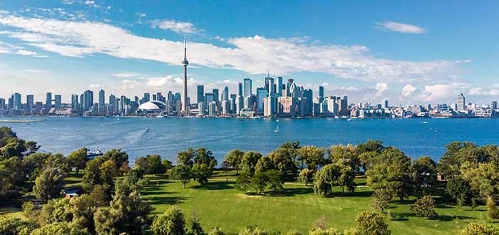 Canadá, un buen destino para tu primer viaje en avión