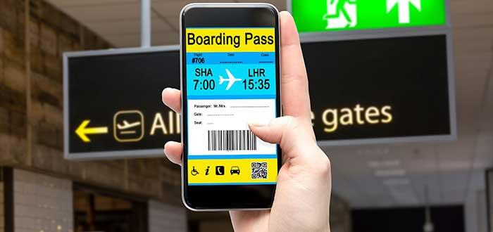 Haz tu check-in y elige tu asiento online para tu viaje en avión por primera vez
