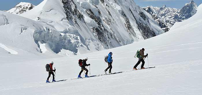 Alpinismo en Norteamérica