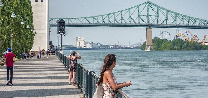 Emigrar a Montreal en verano
