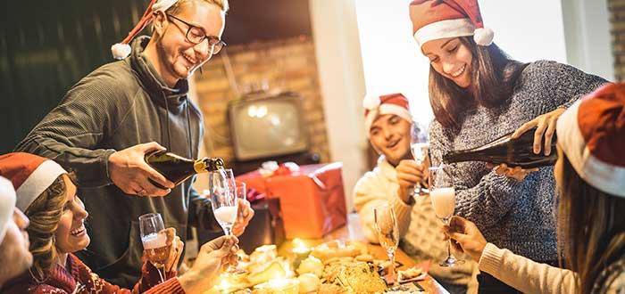 Comidas típicas de la Navidad en Canadá