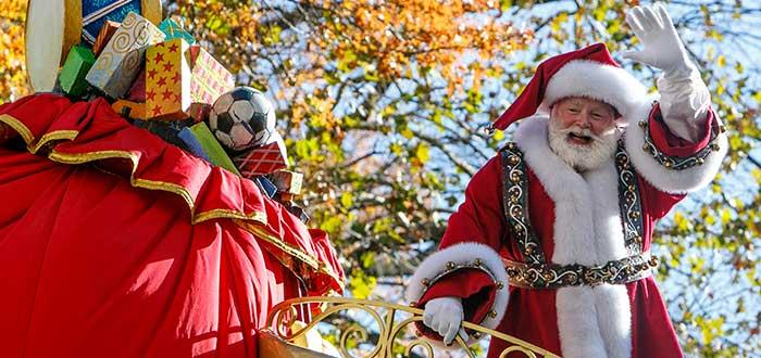 Tradiciones de la Navidad en Canadá